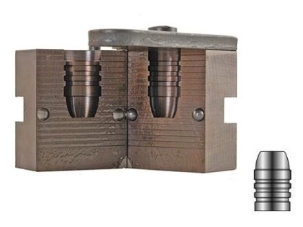Lyman 1-Cavity Bullet Mold #508656 50 Caliber (508 Diameter) 395 Grain Plains Bullet