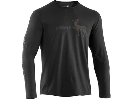 Under Armour Men's UA Whitetail Crosshairs Long Sleeve T-Shirt