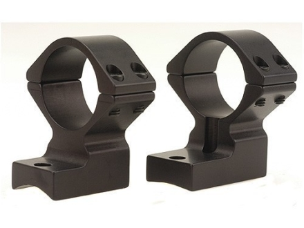 "Talley Lightweight 2-Piece Scope Mounts with Integral 1"" Rings Remington 700 Matte High"