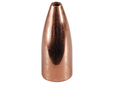 Nosler Varmageddon Bullets 22 Caliber (224 Diameter) 35 Grain Hollow Point Flat Base Box of 100