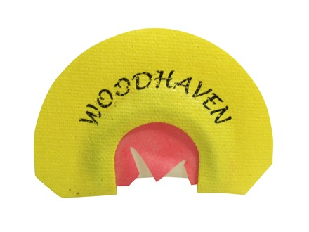 Woodhaven Yellow Venom Diaphragm Turkey Call