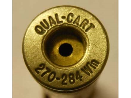 Quality Cartridge Reloading Brass 270-284 Winchester Box of 20