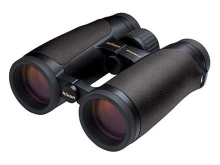 Nikon Factory Refurbished EDG Binocular Roof Prism Armored Black