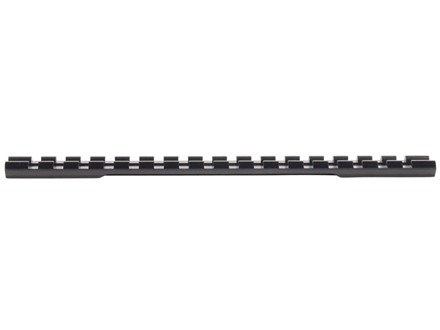 Weaver 1-Piece Multi Slot Tactical Weaver-Style Base for Savage 110 Through 116 Round Rear, Axis Long Action Matte