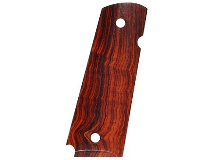 Hogue Grips 1911 Government, Commander Cocobolo