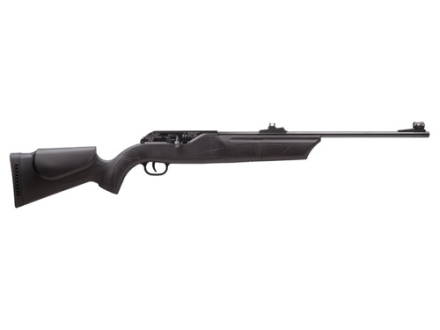 Hammerli 850 Air Magnum Air Rifle 22 Caliber Black Polymer Stock Blued Barrel
