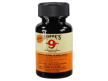 Hoppe's #9 Bore Cleaning Solvent 5 oz Liquid