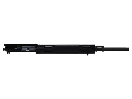 "Bushmaster AR-15 Predator A3 Flat-Top Upper Assembly 5.56x45mm NATO 1 in 8"" Twist 20"" Fluted Barrel Chrome Moly Matte with Vented Free Float Handguard"