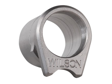 "Wilson Combat Bullet Proof Barrel Bushing with .125"" Flange 1911 Government Stainless Steel"