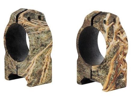 "Nikon 1"" Weaver-Style Rings Medium"