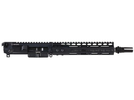 "Noveske AR-15 Pistol N4 Lo-Pro A3 Flat-Top Upper Assembly 300 AAC Blackout 1 in 7"" Twist 10.2"" Barrel Stainless Steel with NSR-9 Free Float Handguard, AAC Blackout Flash Hider"