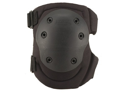 BlackHawk Hellstorm V.2 Advanced Tactical Knee Pads Talon-Flex Plastic and Nylon Black