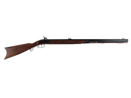 "Lyman Great Plains Muzzleloading Rifle 54 Caliber Percussion Wood Stock 1 in 60"" Twist 32"" Barrel Blue"
