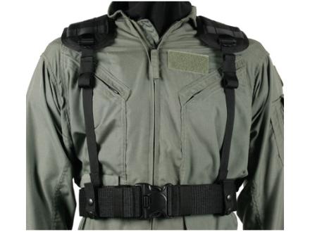 Blackhawk Special Operations H-Gear Shoulder Harness Nylon Black