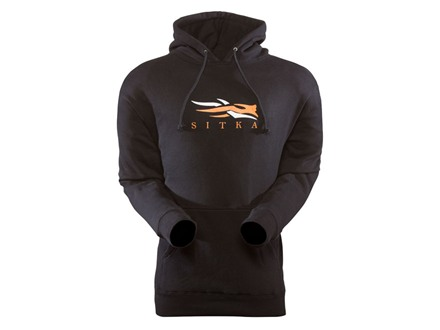 Sitka Gear Men's Logo Hooded Sweatshirt