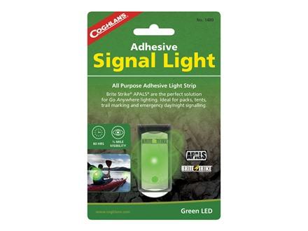 Coghlans Adhesive Green LED Signal Light