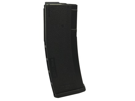 Plinker Tactical Magazine AR-15 223 Remington 30-Round Polymer Black