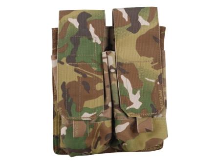 Blackhawk S.T.R.I.K.E. MOLLE AK-47 Double Magazine Pouch Holds 4 AK-47 30 Round Magazines Nylon