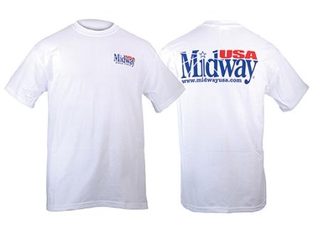 MidwayUSA T-Shirt Short Sleeve Cotton