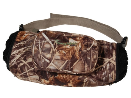 Tanglefree Fowler's Muff Handwarmer Fleece and Nylon Realtree Max-4 Camo