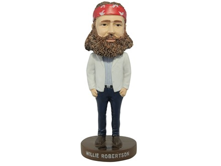 Duck Commander Willie Bobblehead