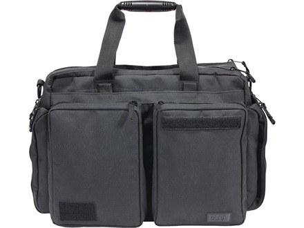5.11 Side Trip Briefcase 1050D Nylon Black