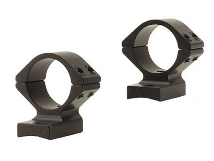 Talley Lightweight 2-Piece Scope Mounts with Integral Rings Browning A-Bolt Winchester Super Short Magnum (WSSM) Matte