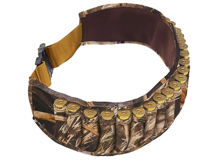 Allen 25 Round Shotshell Ammunition Carrier Belt Neoprene