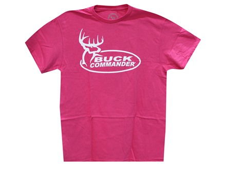 Buck Commander Women's Short Sleeve Logo T-Shirt