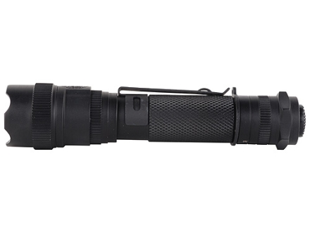 "Smith & Wesson M&P4 Slim Style .85"" Barrel Tactical Flashlight Cree LED   Aluminum Black"