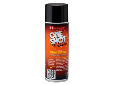 Hornady One Shot First Firing Barrel Conditioner 5-1/2 oz Aerosol