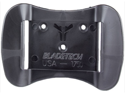 "Blade-Tech Stingray Belt Loop (SRB) 1.75"" Polymer Black"