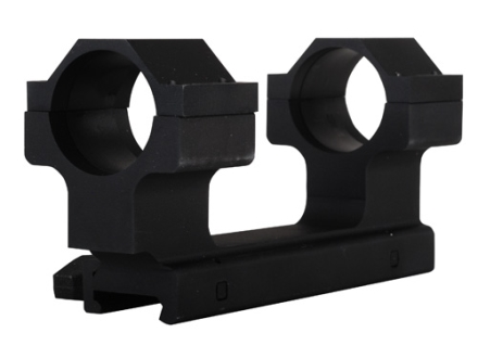 ProMag Scope Mount with 30mm Integral Rings AR-15 Flat-Top Aluminum Black