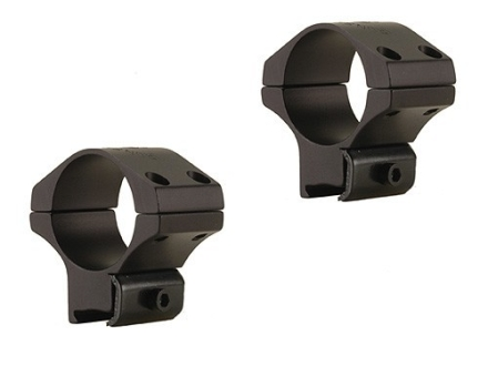 "Ironsighter 1"" Rings Airgun 11mm Grooves Medium Matte"