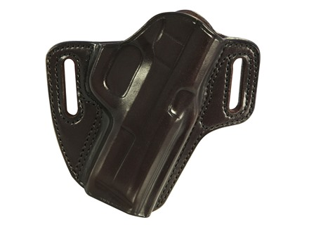 Galco Concealable Belt Holster Right Hand Smith & Wesson M&P 9, 40 Leather Havana