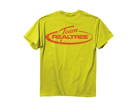 Team Realtree Men's Logo Short Sleeve T-Shirt