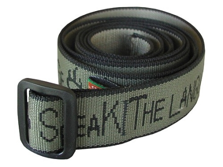 "Primos Web Adjustable Belt 1-1/4"" x 57"" Nylon Olive Drab"