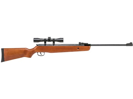 Winchester 1100 Air Rifle 177 Caliber Pellet Blue Barrel with 4x 32mm Scope