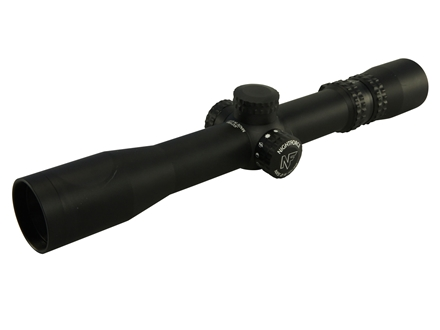 Nightforce NXS Compact Rifle Scope 30mm Tube 2.5-10x 32mm Illuminated Reticle Matte