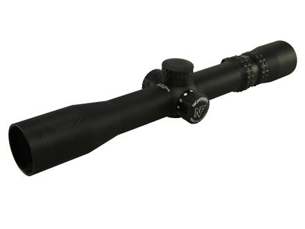 Nightforce NXS Compact Rifle Scope 30mm Tube 2.5-10x 32mm Illuminated IHR Reticle Matte