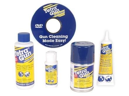 Tetra Gun 4-in-1 Gun Cleaning Pack