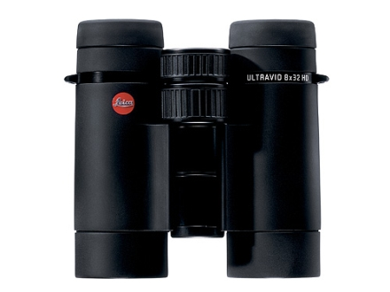Leica Ultravid HD Binocular Roof Prism Rubber Armored Black