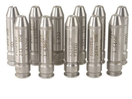 Forster Complete Match Headspace Gage Set 30-06 Springfield