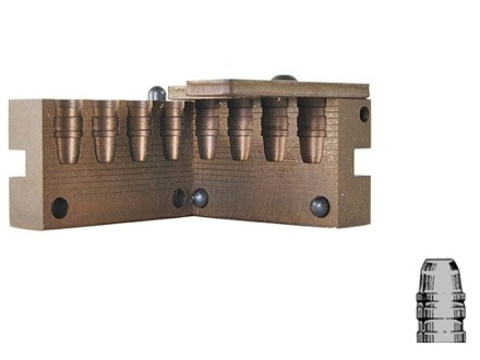 Saeco 4-Cavity Bullet Mold #441 44 Special, 44 Remington Magnum (430 Diameter) 240 Grain Semi-Wadcutter