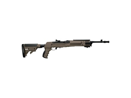 Advanced Technology Strikeforce 6-Position Collapsible Side Folding Rifle Stock with Scorpion Recoil System Ruger Mini-14, Mini-30 Polymer