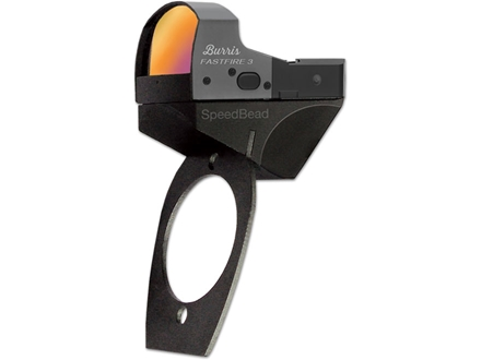 Burris Speed Bead Red Dot Sight 4 MOA Dot with Integral Stock Receiver Spacer Mount