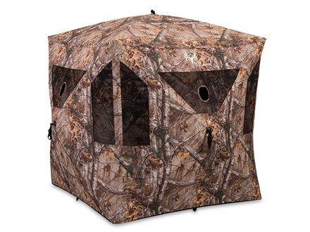 "Ameristep Bone Collector Ground Blind 75"" x 75"" x 69"" Polyester Realtree Xtra Camo"