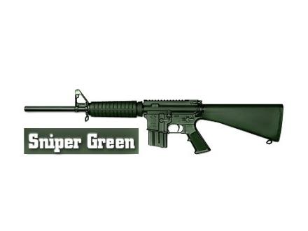 Lauer DuraCoat Firearm Finish