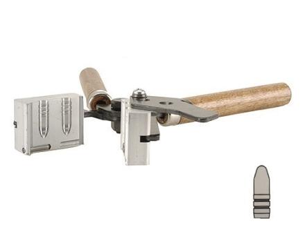Lee 2-Cavity Bullet Mold C312-185-1R 303 British (312 Diameter) 185 Grain 1 Ogive Radius Gas Check