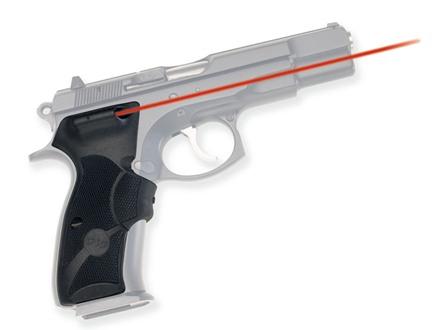 Crimson Trace Lasergrips CZ 75 Full Size Polymer Black